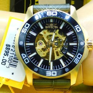 FIRM PRICE-ON SALE-INVICTA MECHANICAL MEN'S WATCH